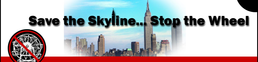 Save the Skyline... Stop the Wheel
